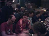 vlnr. BSC1 met Jeroen, Koen, André en Henk-Jan.