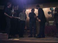 de eerste prijs gaat naar de jeugdcommissie van SchaakBond Overijssel...